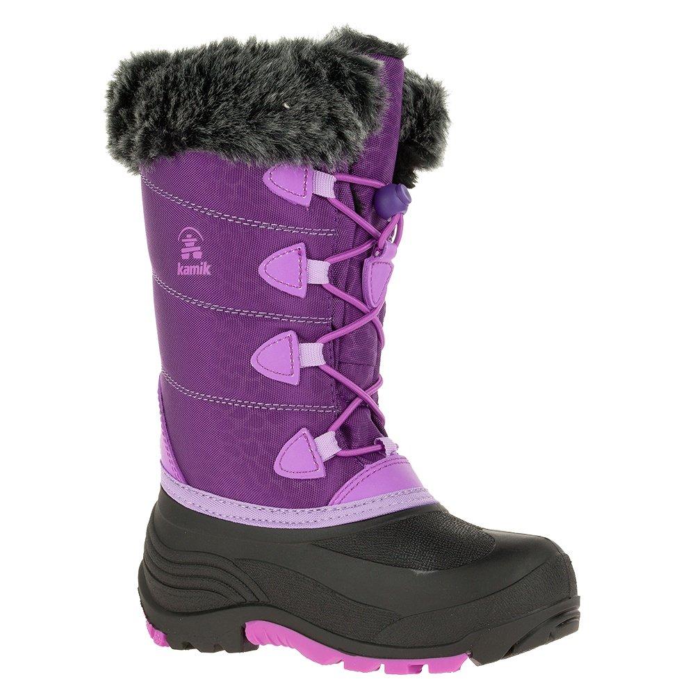Kamik Snowgypsy 3 Boot (Little Girls') - Purple/Violet
