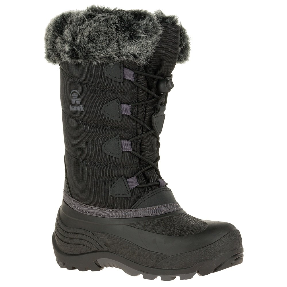 Kamik Snowgypsy 3 Boot (Girls') - Black