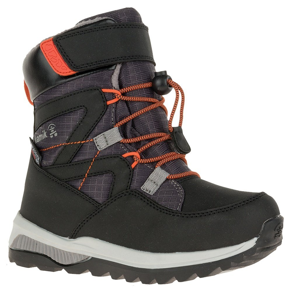 Kamik Rocky Boot (Boys') - Black
