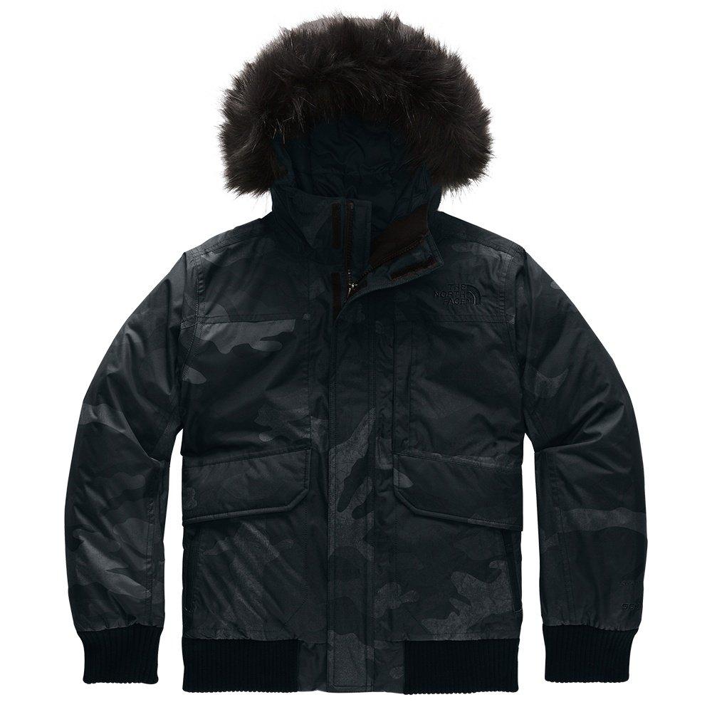 The North Face Gotham Down Ski Jacket (Boys') - TNF Black Camo Print