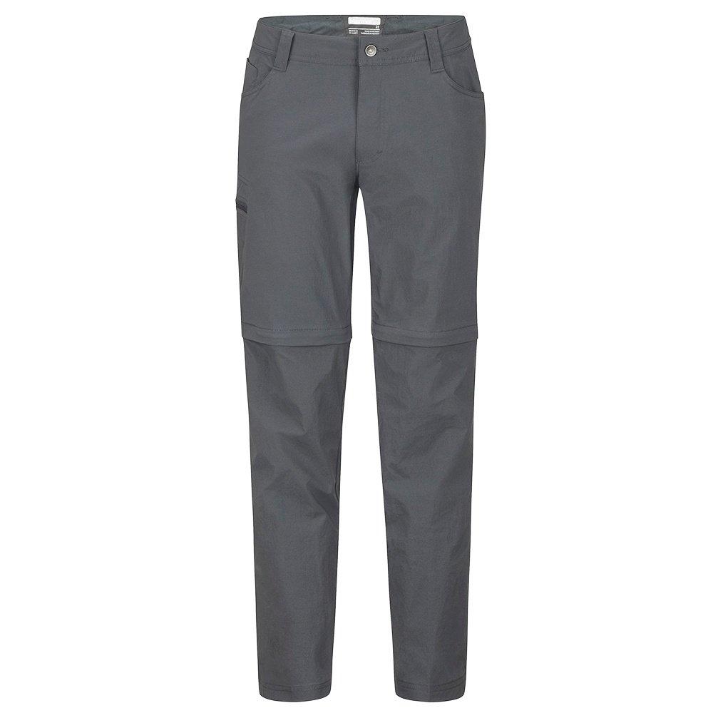 Marmot Transcend Convertible Pant (Men's) - Slate Grey