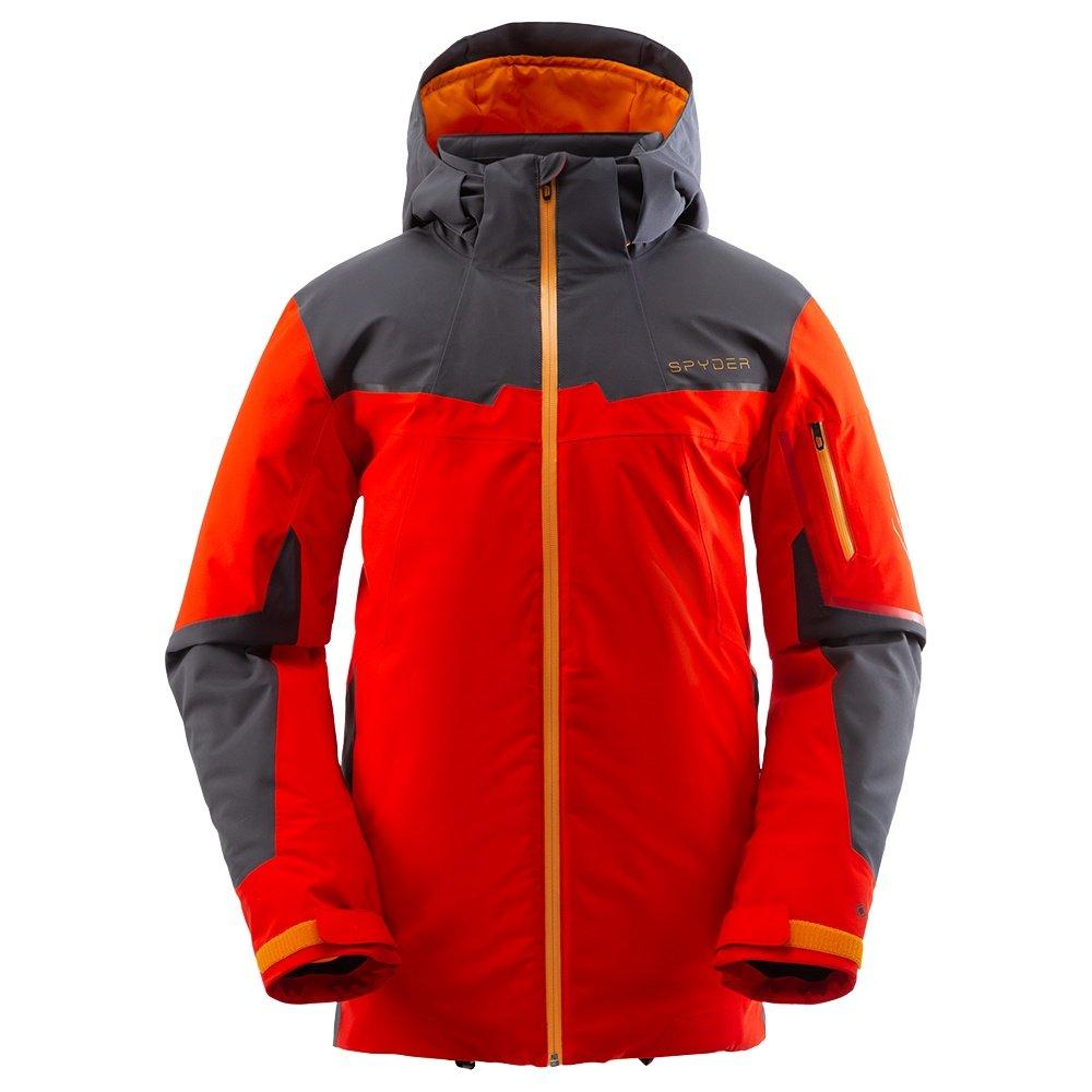 Spyder Chambers GORE-TEX Insulated Ski Jacket (Men's) - Volcano
