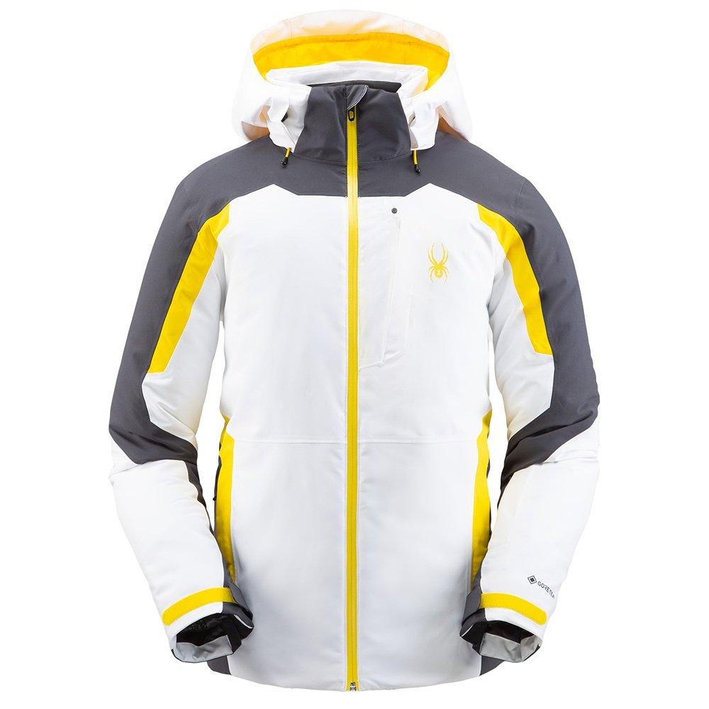 Spyder Copper GORE-TEX Insulated Ski Jacket (Men's) - White