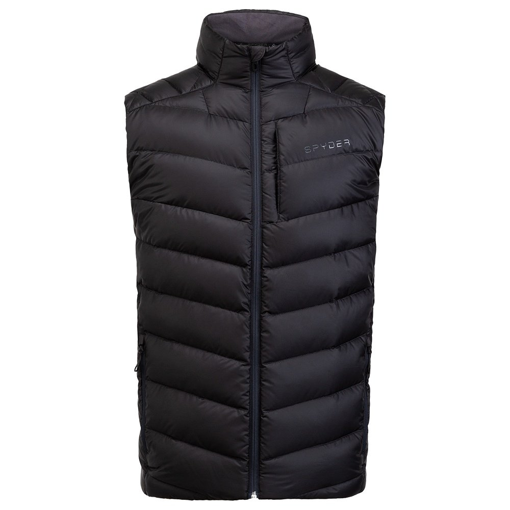 Spyder Timeless Down Vest (Men's) - Black