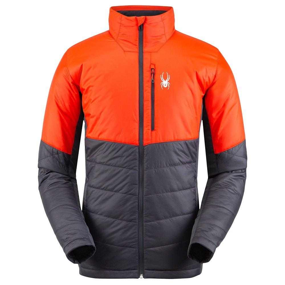 Spyder Glissade Hybrid Insulator Jacket (Men's) - Volcano