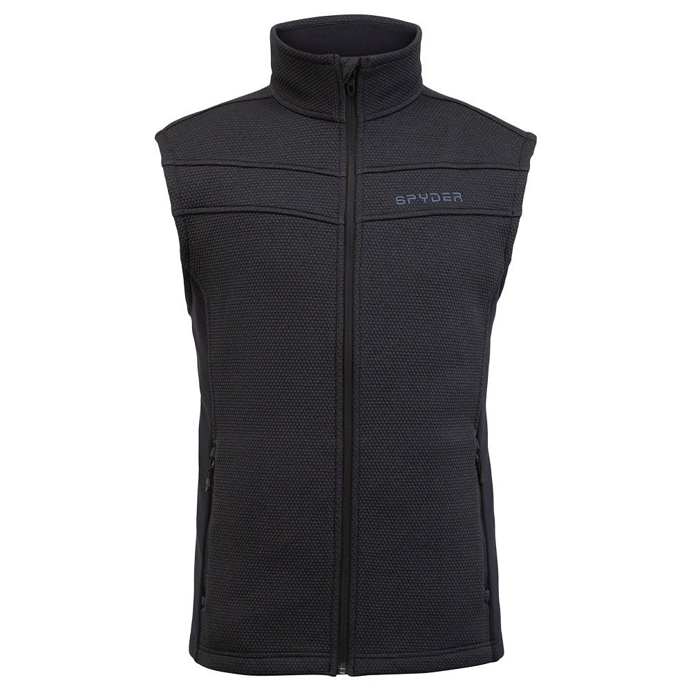 Spyder Encore Fleece Vest (Men's) - Black