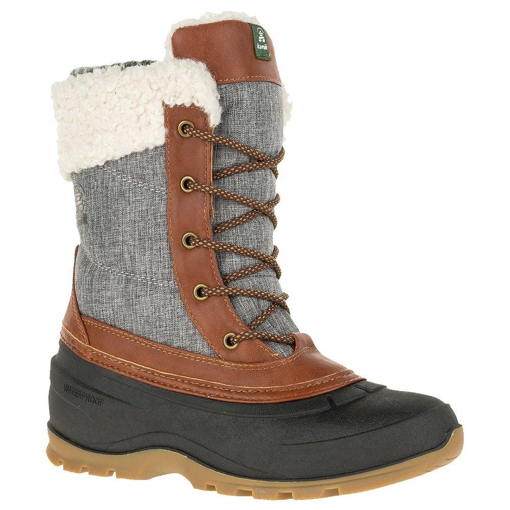 Kamik Snowpearl Boot (Women's) - Charcoal/Gray