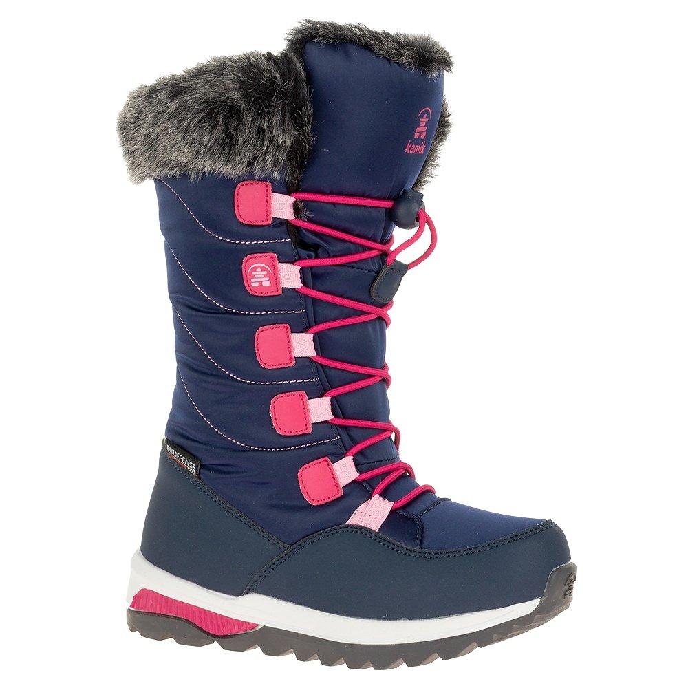 Kamik Prairie Boot (Little Girls') - Navy