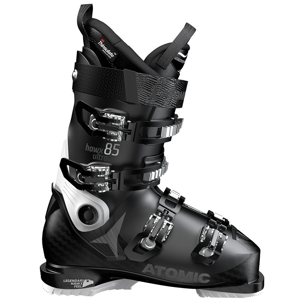 Atomic Hawx Ultra 85 Ski Boot (Women's) - Black/White