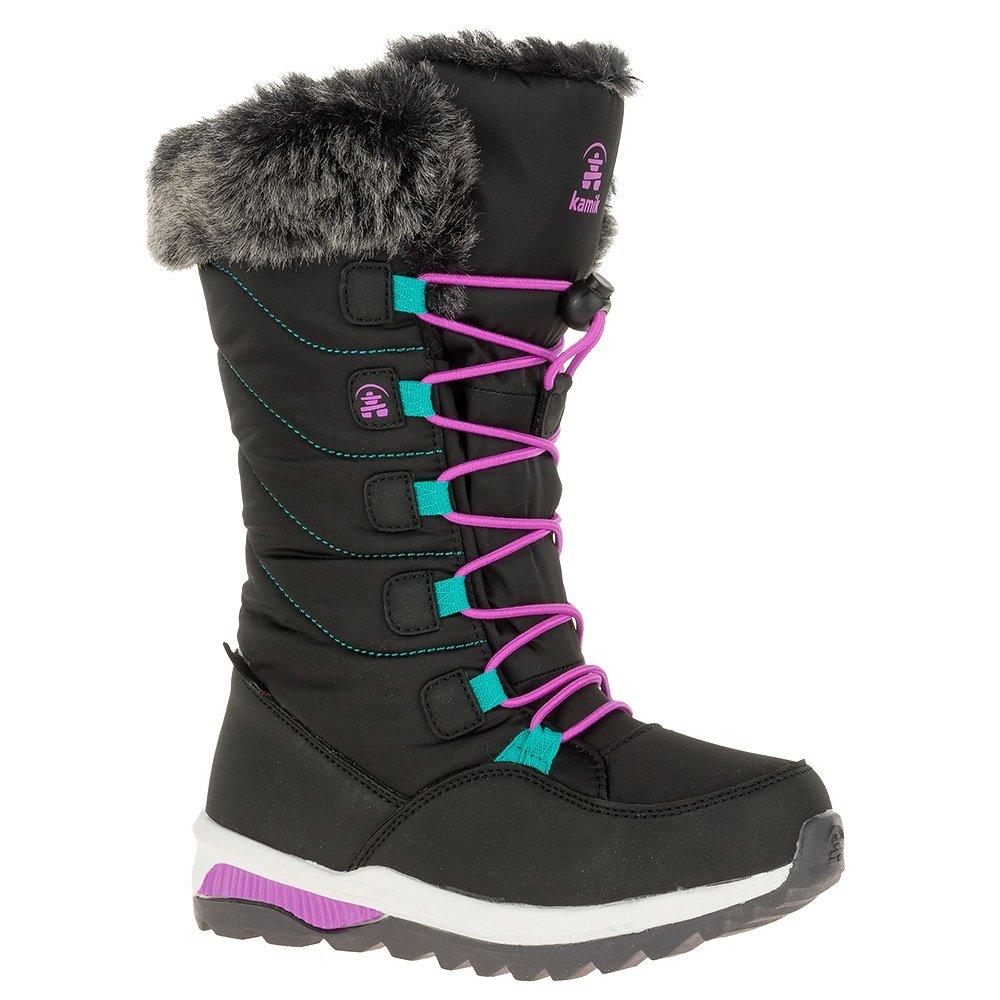Kamik Prairie Boot (Girls') - Black