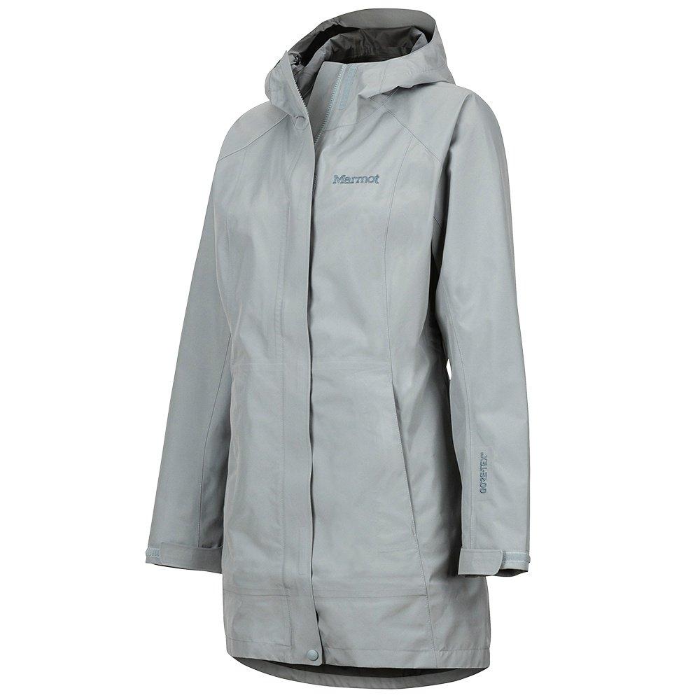 Marmot Essential GORE-TEX Jacket (Women's) - Grey Storm