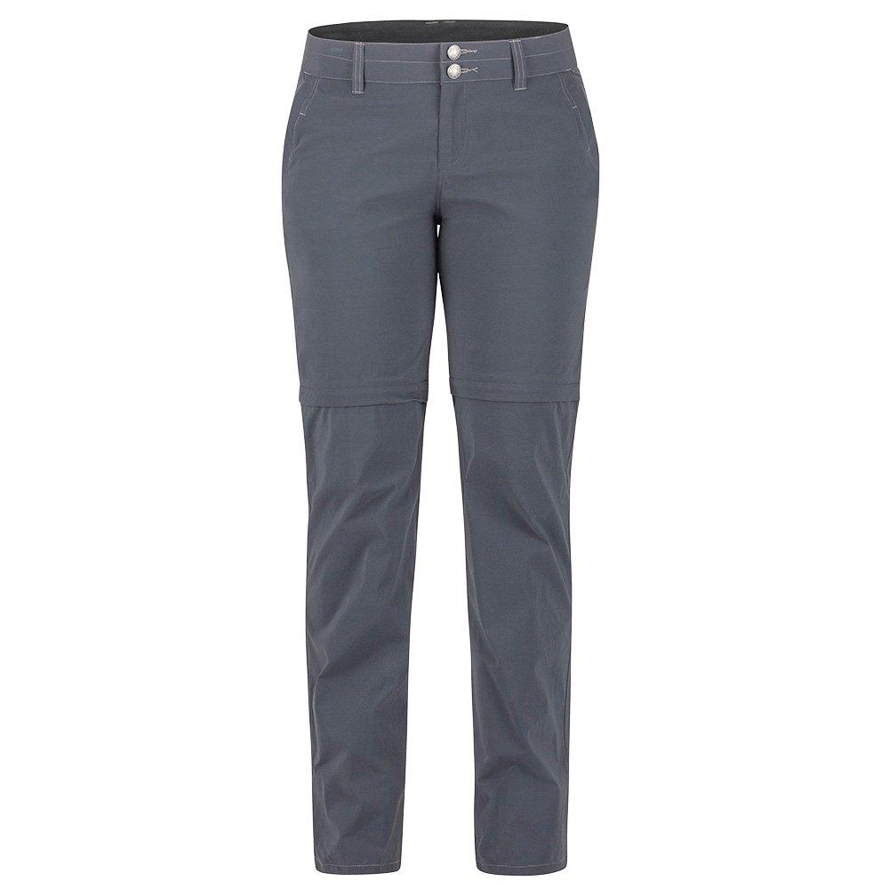 Marmot Kodachrome Convertible Pant (Women's) - Dark Steel