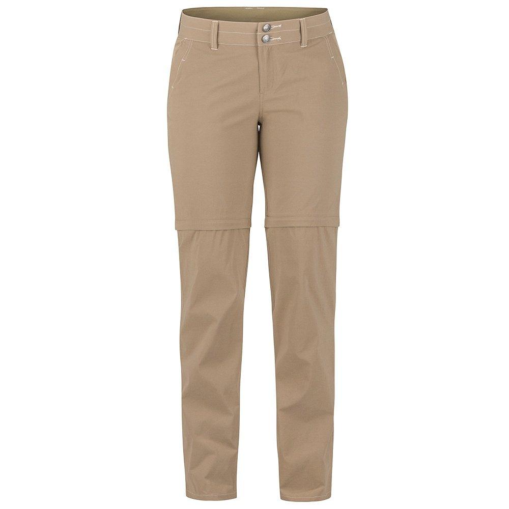 Marmot Kodachrome Convertible Pant (Women's) - Desert Khaki