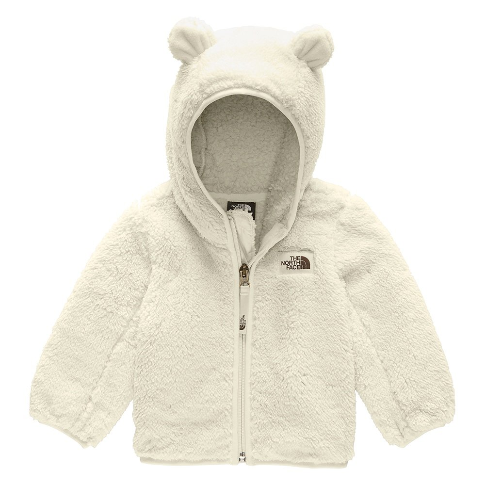 The North Face Campshire Bear Hoodie (Little Kids') - Vintage White