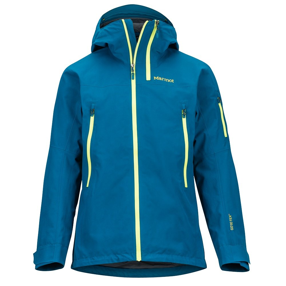 Marmot Freerider GORE-TEX Shell Ski Jacket (Men's) - Moroccan Blue