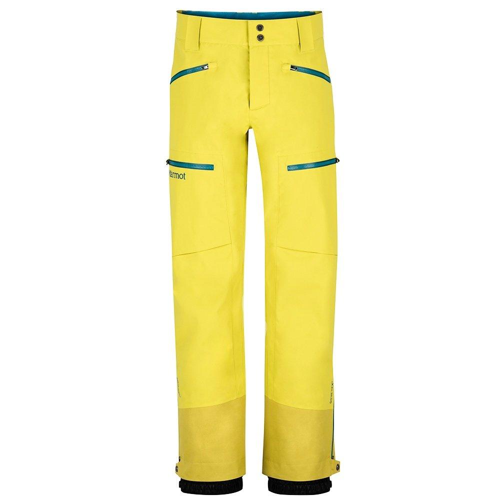Marmot Freerider GORE-TEX Shell Ski Pant (Men's) - Citronelle