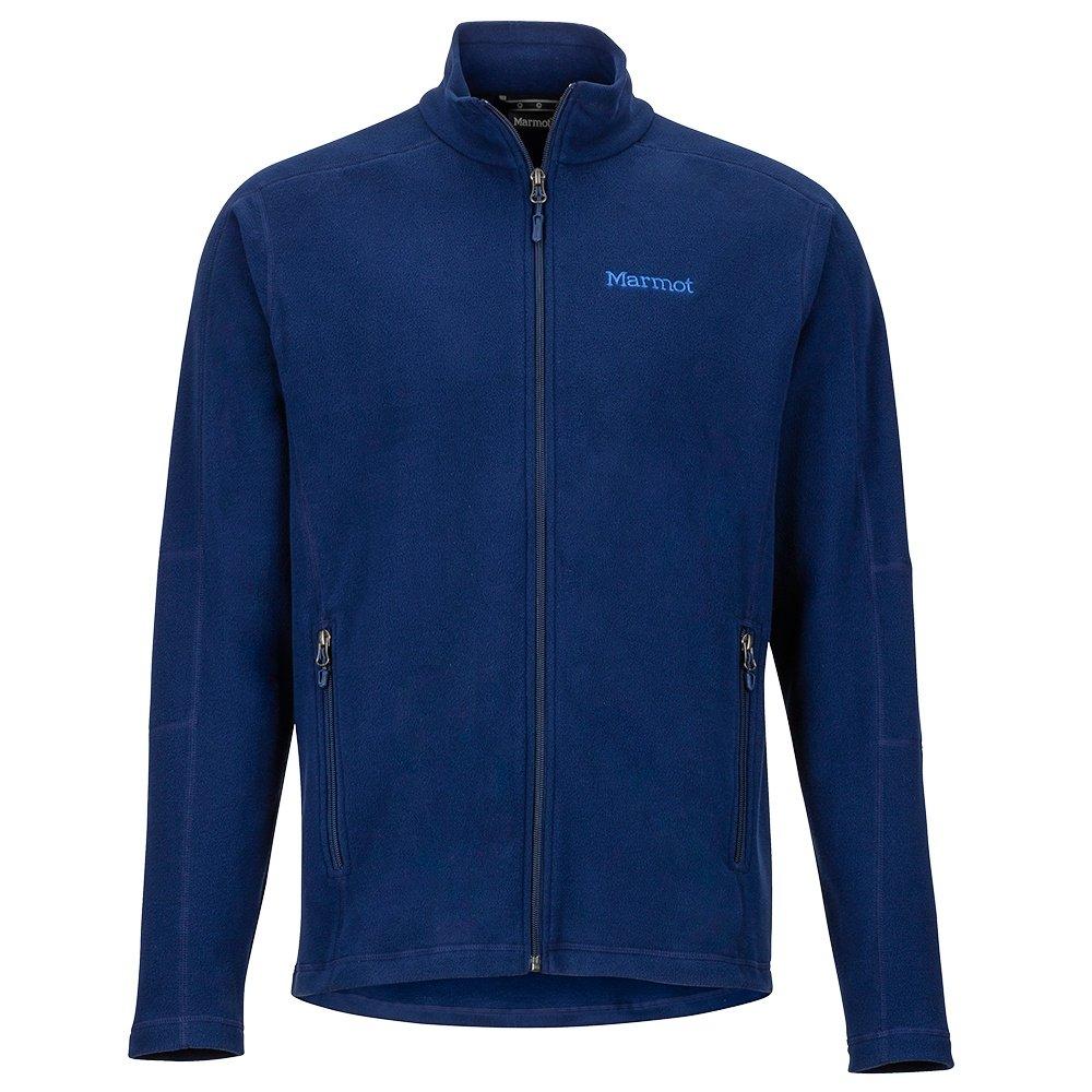 Marmot Rocklin Fleece Jacket (Men's) - Arctic Navy