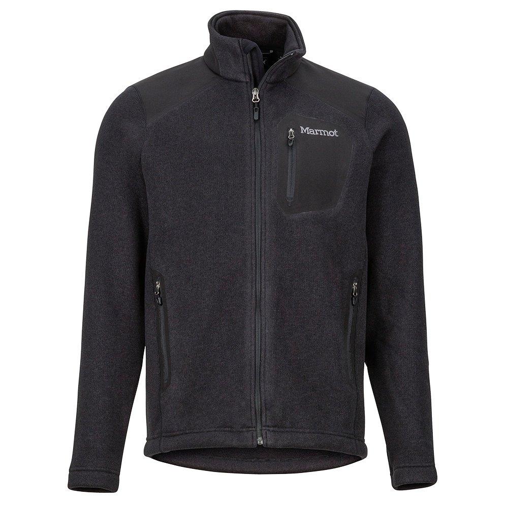 Marmot Wrangell Fleece Jacket (Men's) - Black