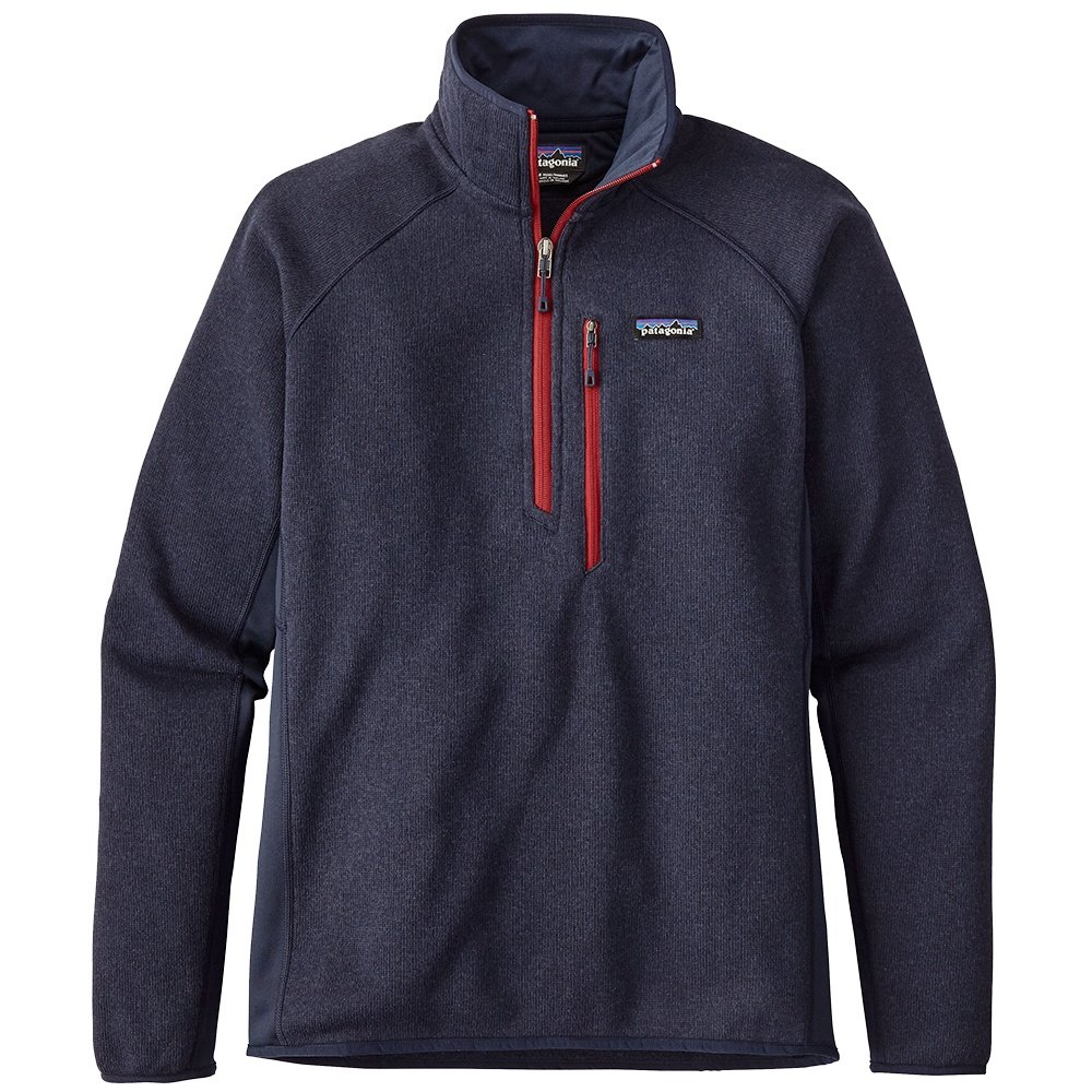 Patagonia Performance Better Sweater 1/4 Zip Fleece Top (Men's) -