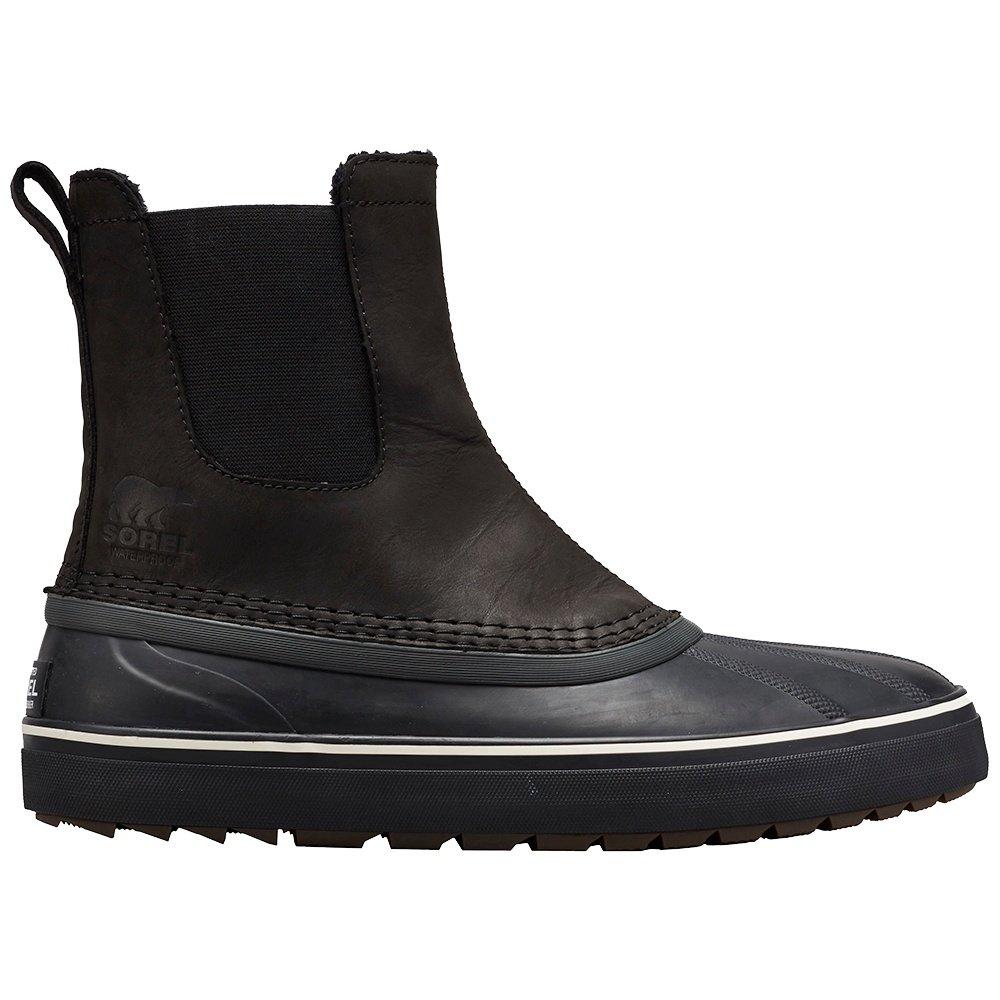 Sorel Cheyanne Metro Chelsea Waterproof Boot (Men's) - Black