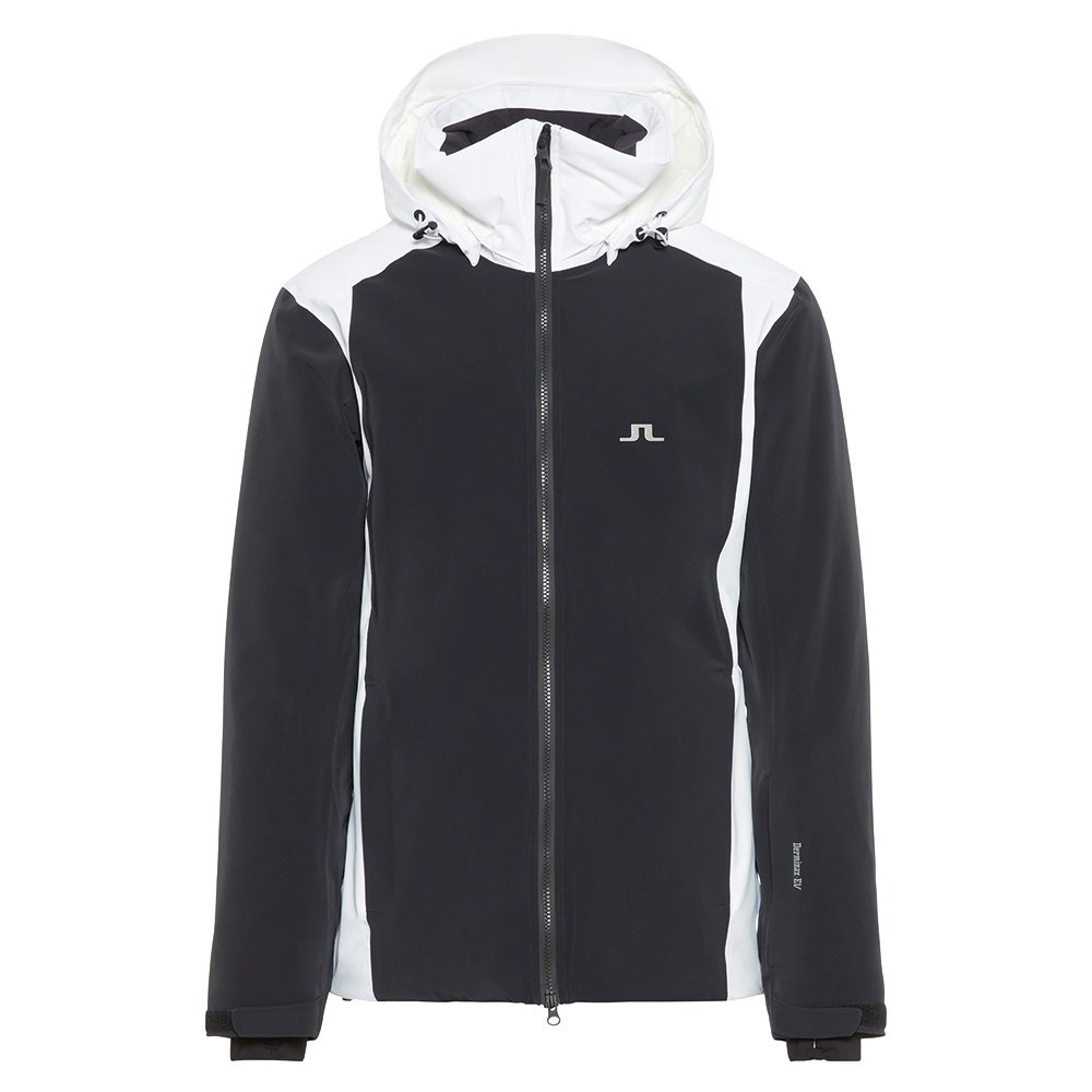 J. Lindeberg Douglas Insulated Ski Jacket (Men's) - White/Black