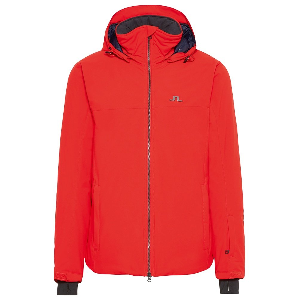 J. Lindeberg Truuli Insulated Ski Jacket (Men's) - Racing Red