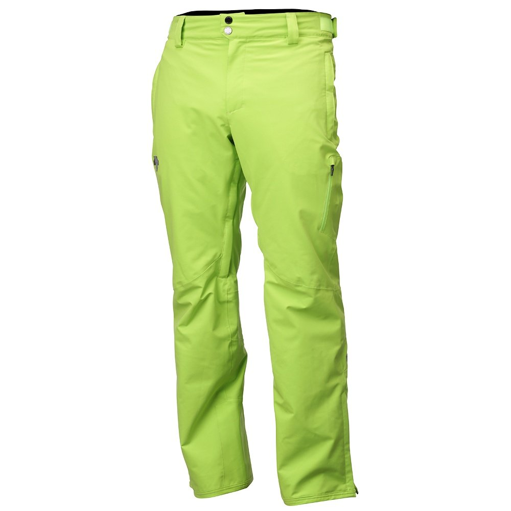Descente Colden Insulated Ski Pant (Men's) - Lime Green