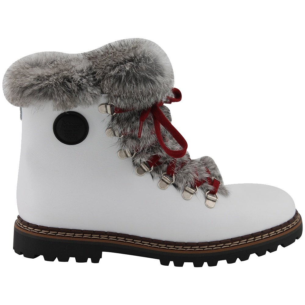 Amman Splugen Winter Boot (Women's) - White