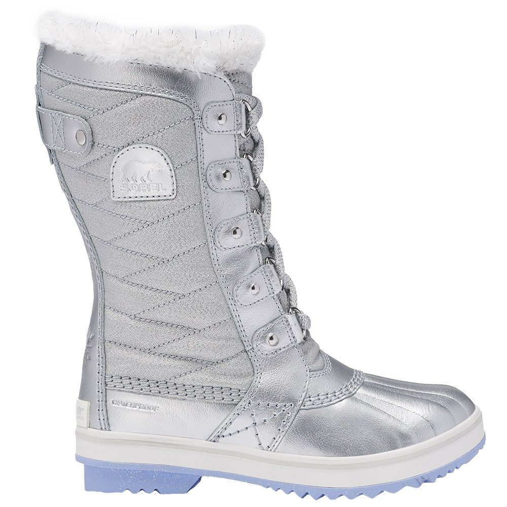Sorel Disney Tofino II Boot (Girls') - Pure Silver