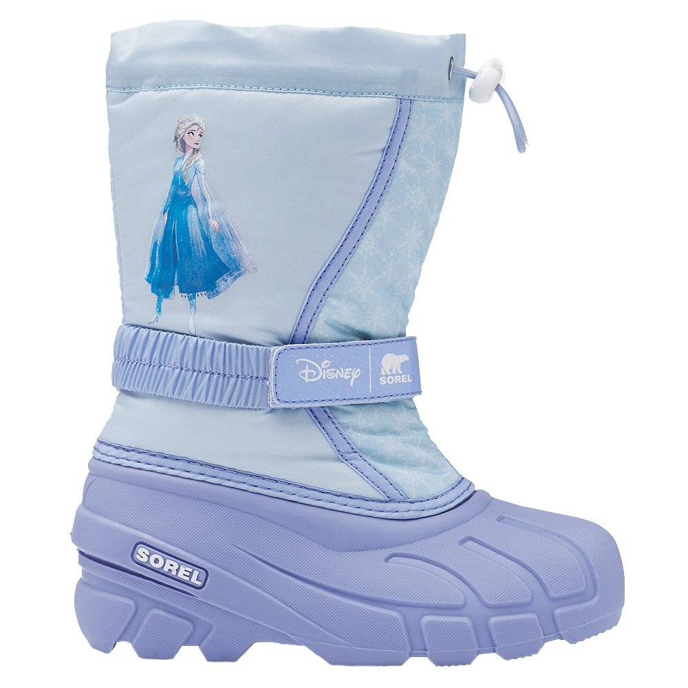 Sorel Disney Flurry Boot (Girls') - Purple