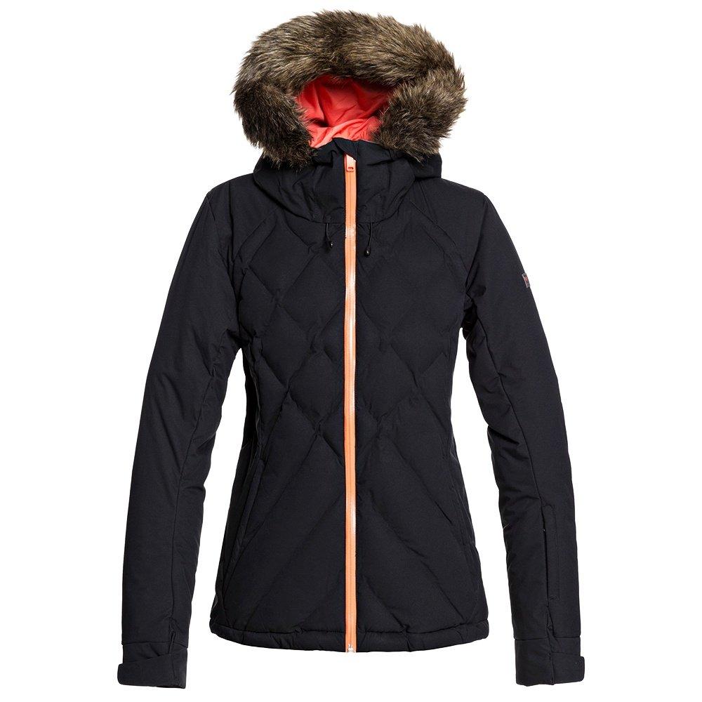 Roxy Breeze Insulated Snowboard Jacket (Women's) - True Black