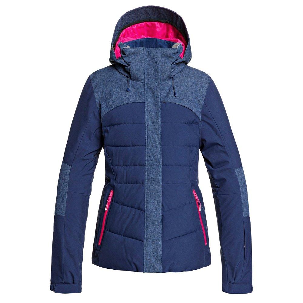 Roxy Dakota Insulated Snowboard Jacket (Women's) - Medieval Blue