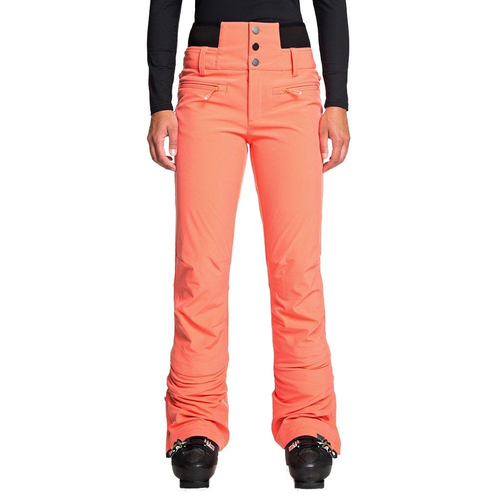 Roxy Rising High Shell Ski Pant (Women's) - Living Coral