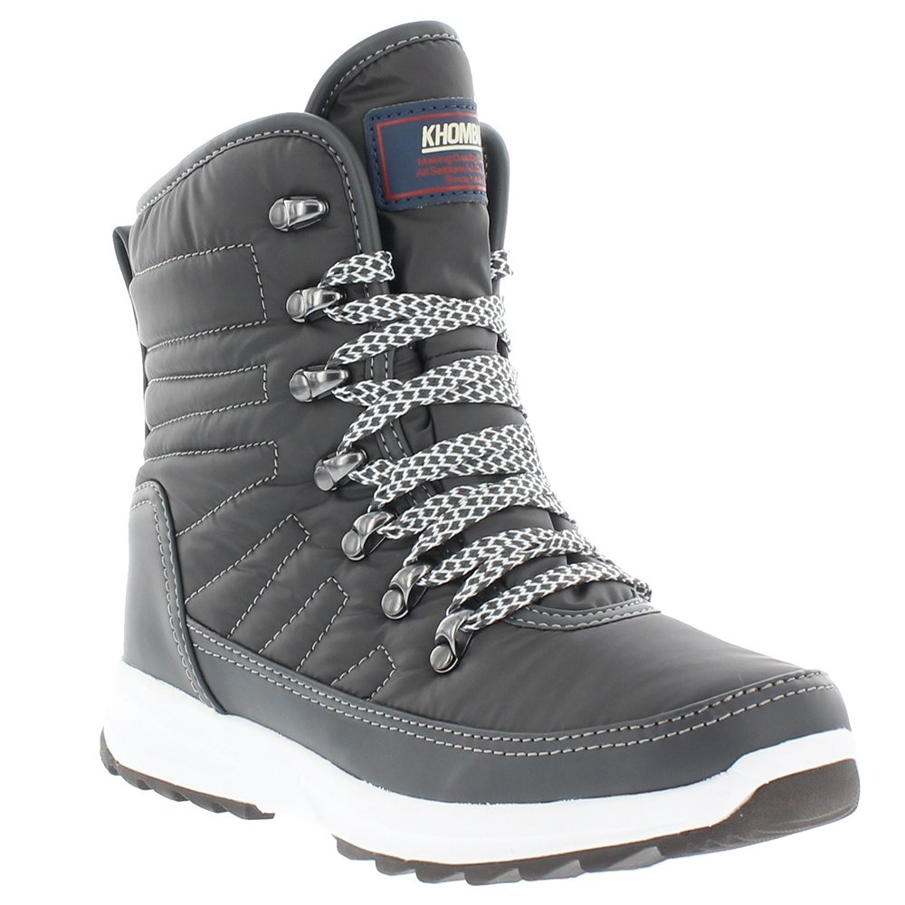 Khombu Elsa Boot (Women's) - Grey