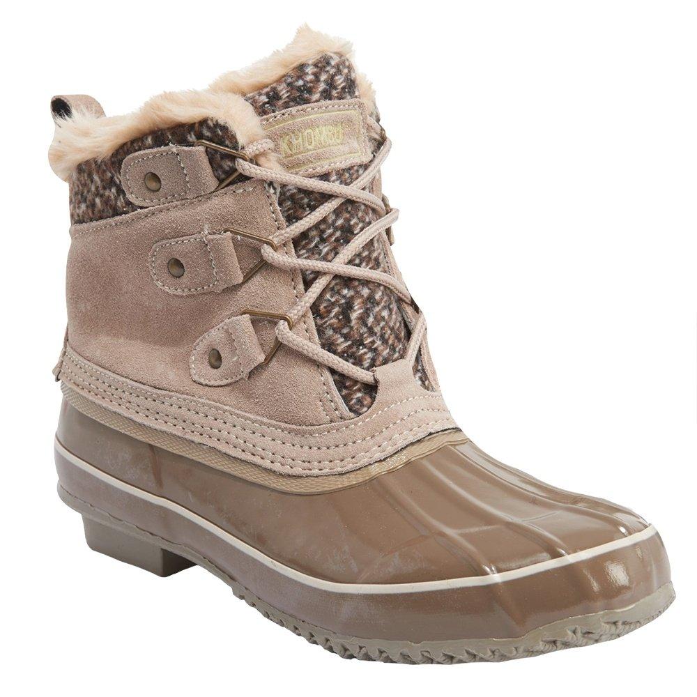 Khombu Cassie Boot (Women's) - Tan Aztec