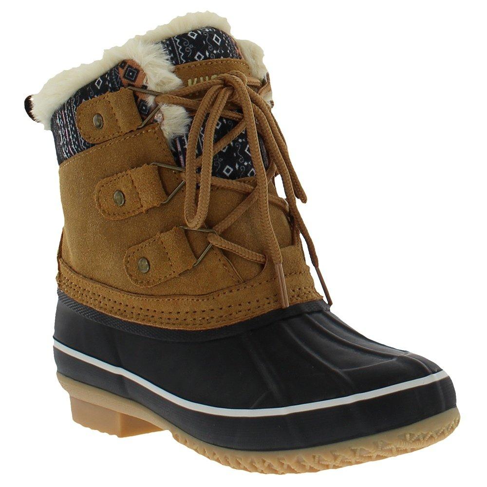 Khombu Cassie Boot (Women's) - Taupe Aztec