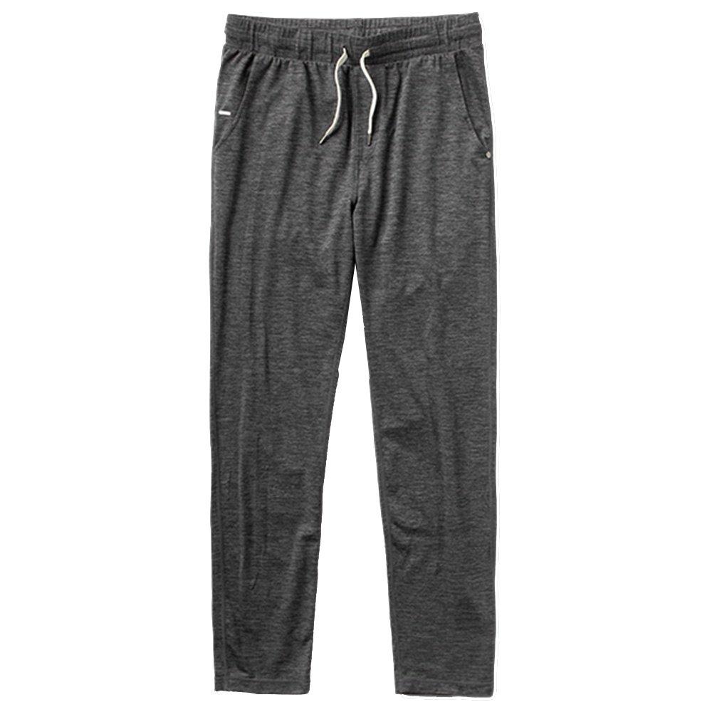 Vuori Ponto Performance Pant (Men's) - Charcoal Heather