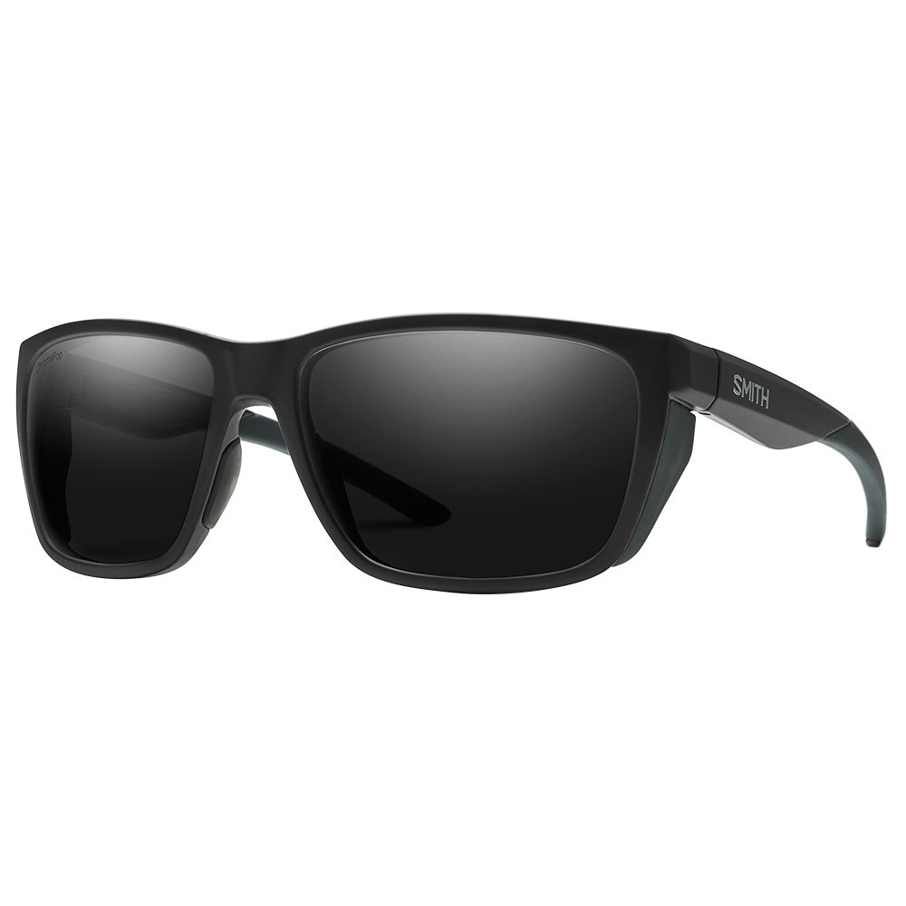 Smith Longfin Sunglasses - Matte Black