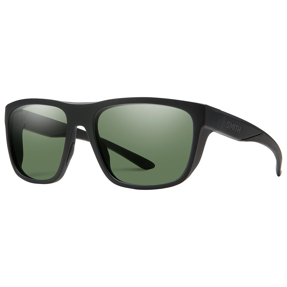 Smith Barra Sunglasses - Matte Black