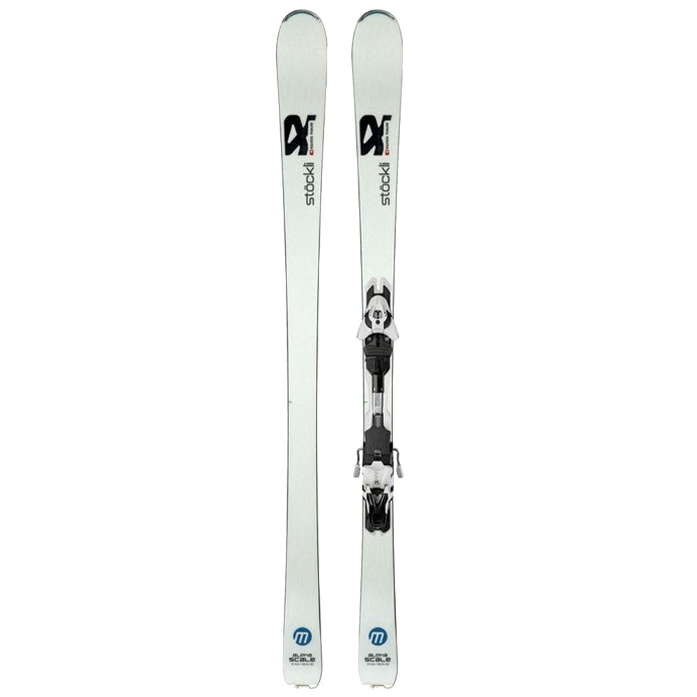 Stockli Scale Alpha Ski System with AM 12 Bindings (Men's) -