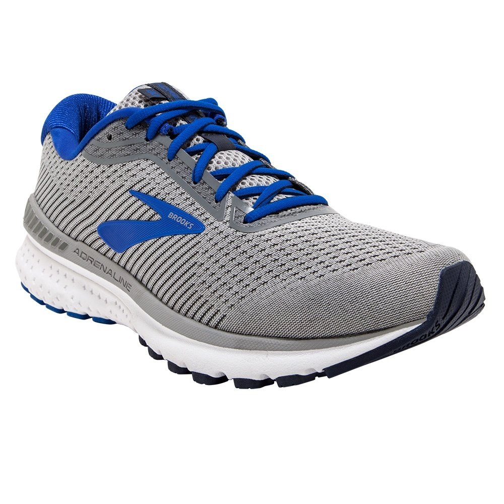 Brooks Adrenaline GTS 20 Running Shoe (Men's) - Grey/Blue/Navy