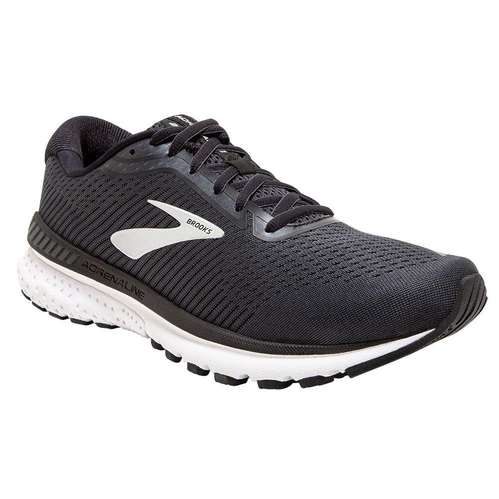 Brooks Adrenaline GTS 20 Running Shoe (Men's) - Black/Grey/Ebony