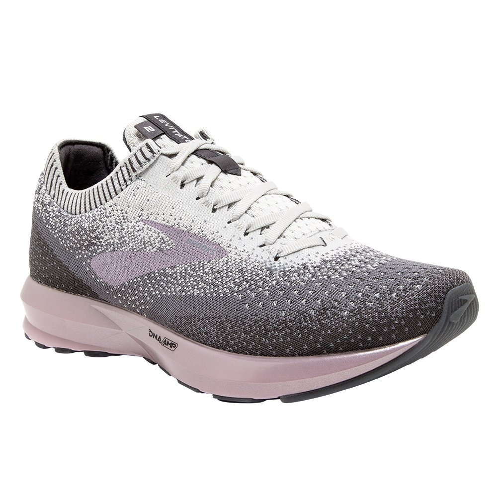 Brooks Levitate 2 Running Shoe (Women's) - Grey/Grey/Rose