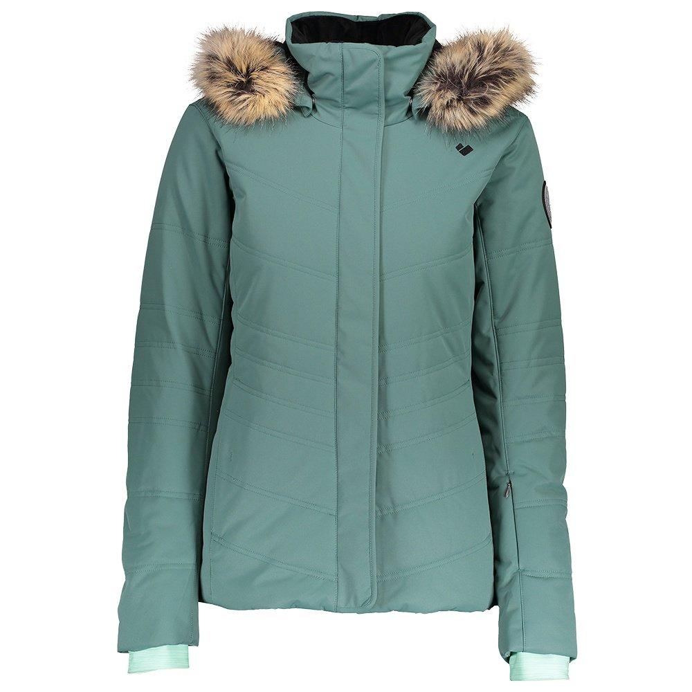 Obermeyer Tuscany II Insulated Ski Jacket (Women's) - Sage