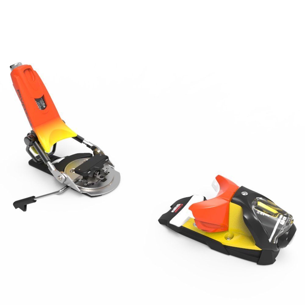 Look Pivot 14 GW 95 Ski Binding (Adults') - Orange/Yellow