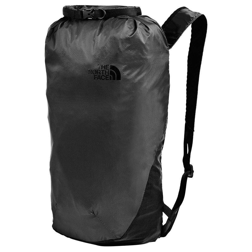 The North Face Flyweight Rolltop Backpack - Asphalt Grey