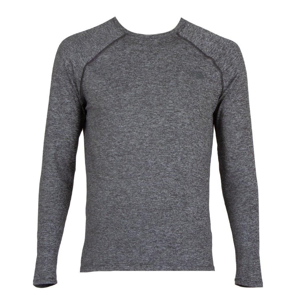 The North Face HyperLayer FD Long Sleeve Shirt (Men's) - TNF Dark Grey Heather