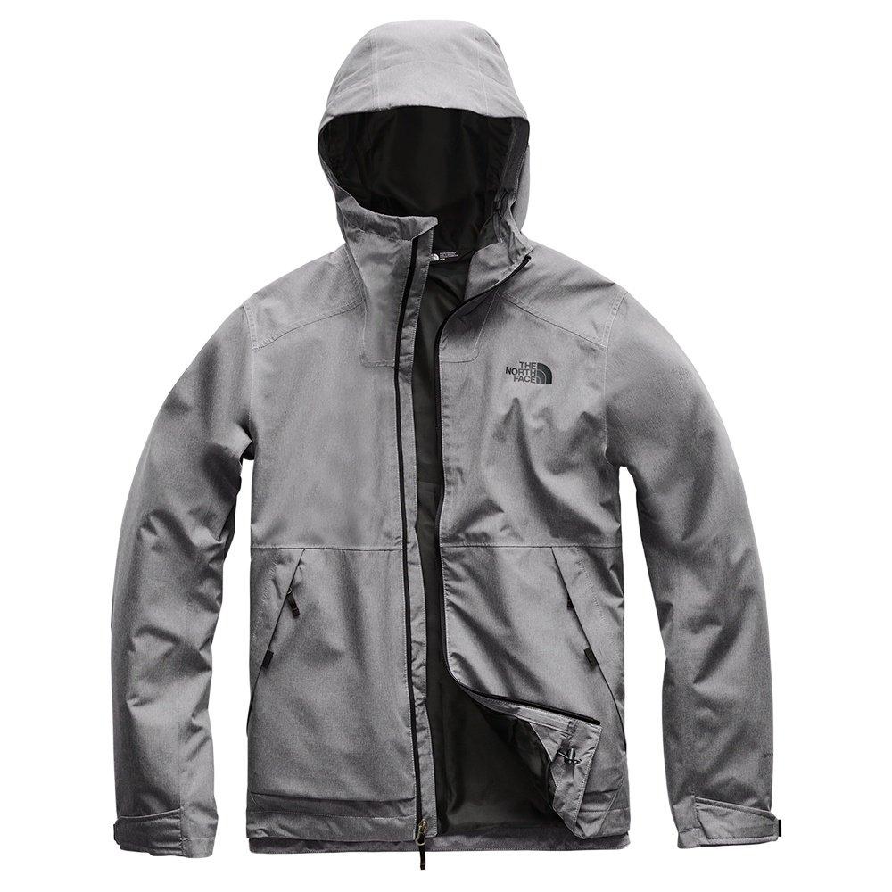 The North Face Millerton Rain Jacket (Men's) - TNF Medium Grey Heather