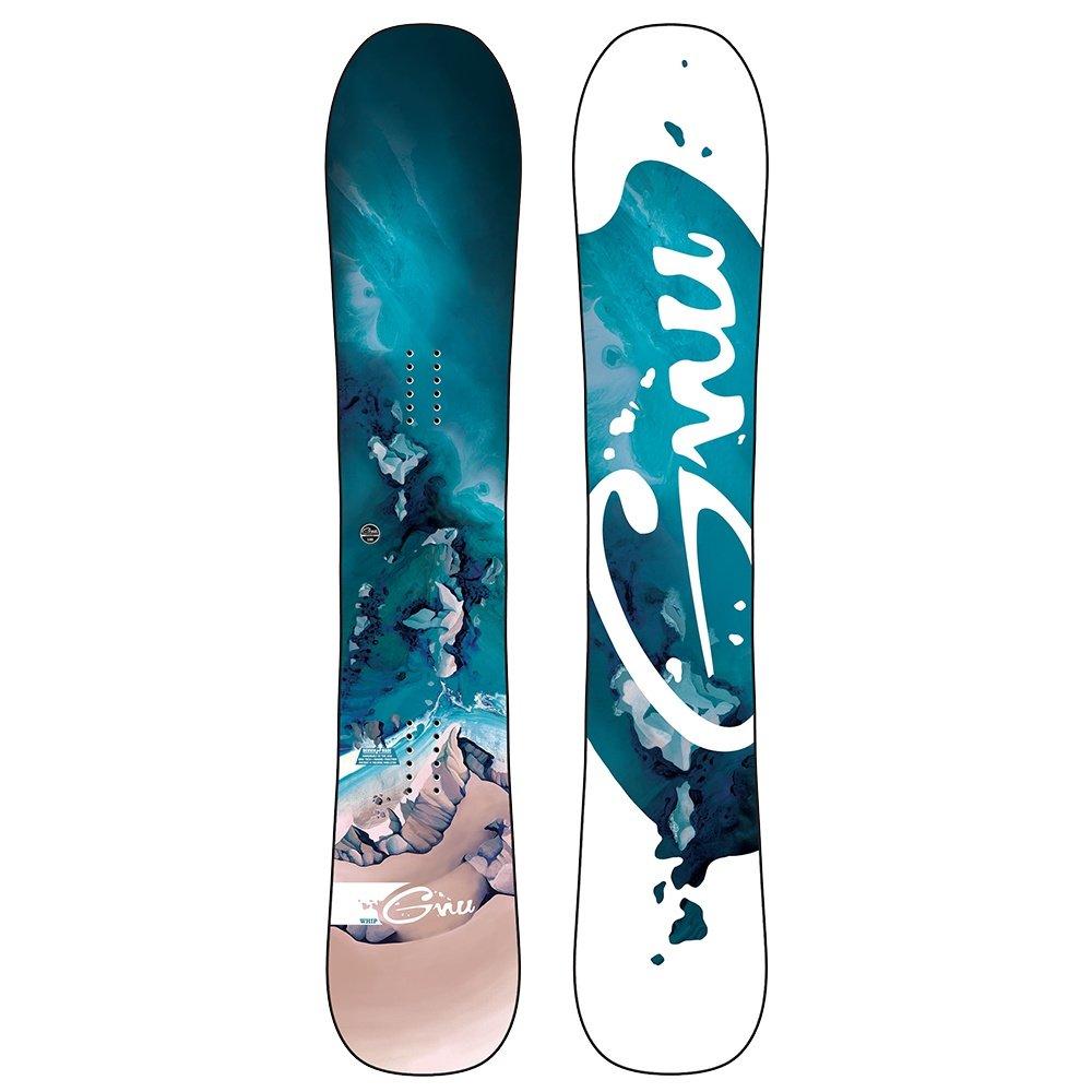 Gnu Whip C3 Snowboard (Women's) - 156