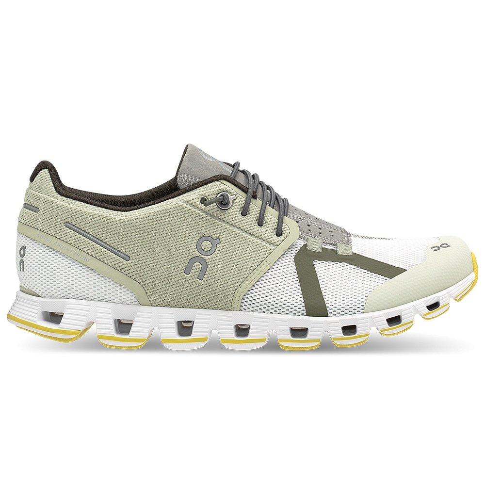 On Cloud 70   30 Running Shoe (Women's) - Hay/White